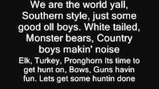 Huntin the World - Colt Ford