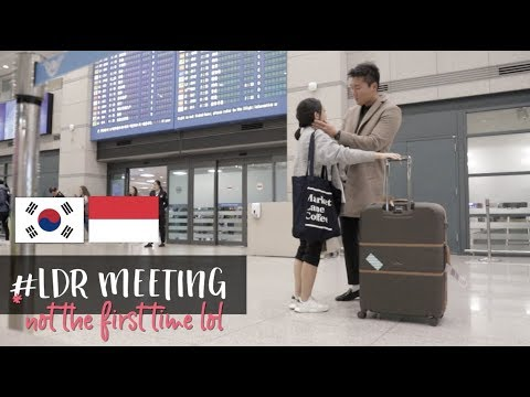 Pacar Korea Jemput Aku di Bandara Incheon!! | Korea Travel Tips 😉