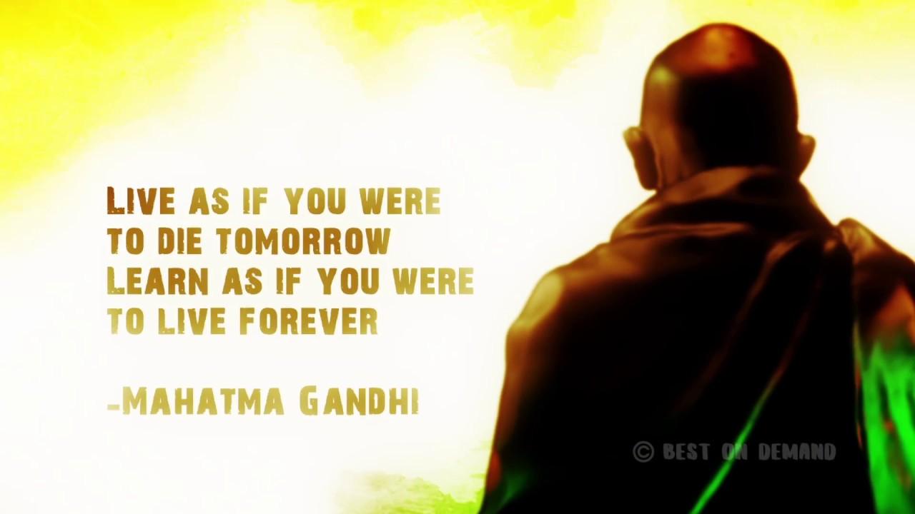 Happy Gandhi Jayanti Gandhi Jayanti Status Wishes Whatsapp Video