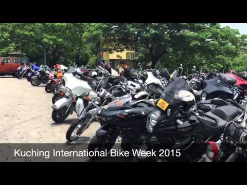 Sarawak Freelance Bikers KIBW 2015 Offical