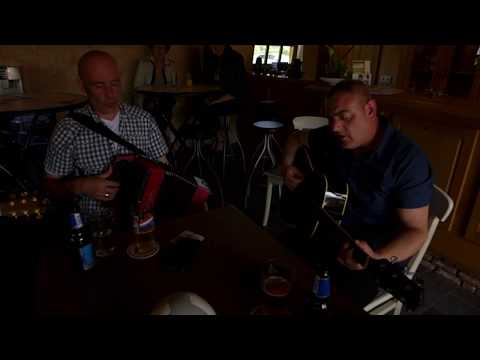 Pat Wright & Liam McCarthy 2  (Night visiting song by Luke Kelly)
