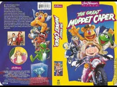 Opening to The Great Muppet Caper 1993 VHS - YouTube