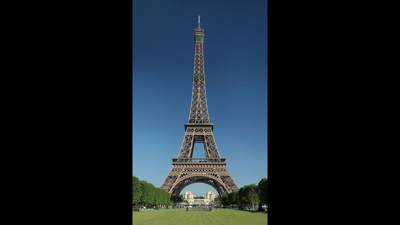 Destinations to Talk About: The Eiffel Tower