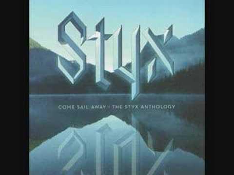 Styx - Blue Collar Man