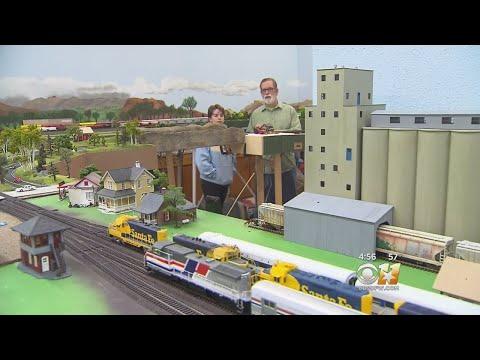Inside The Tarrant County Modular Model Railroad Association
