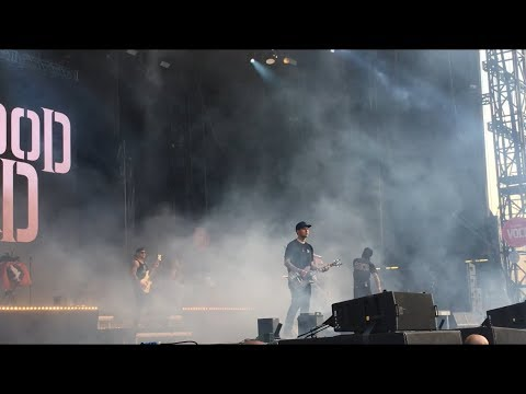 Hollywood Undead - Comin' In Hot @ live, Volt festival 2018 Hungary, Sopron thumbnail