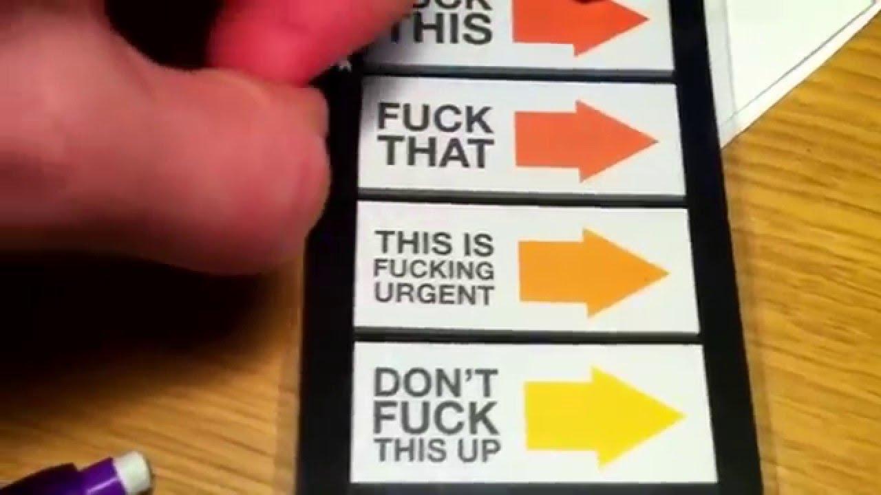Urgent fuck