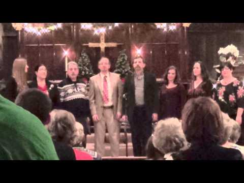 The Holly and the Ivy - No Strings A Cappella