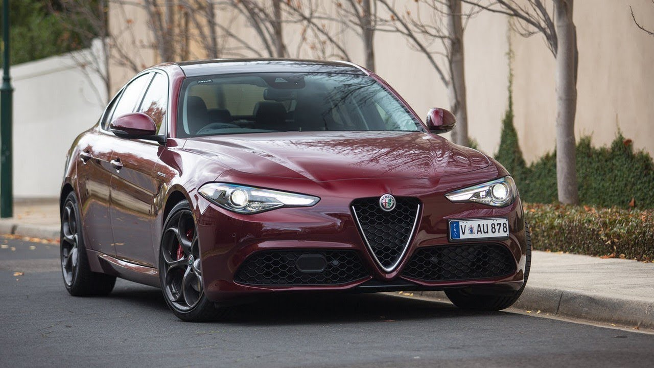 alfa romeo giulia veloce usa - reviews - youtube