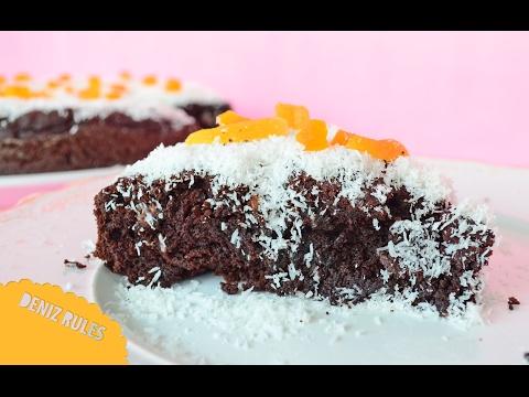 BIZCOCHO VEGANO DE CHOCOLATE / VEGAN CHOCOLATE CAKE