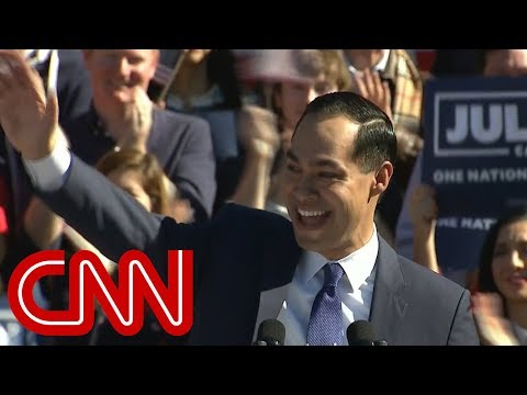 Julián Castro officially announces 2020 presidential bid Mp3