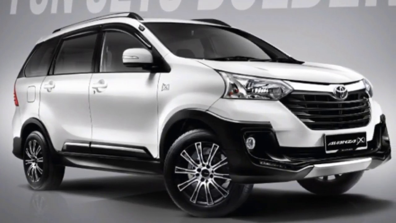 Toyota Avanza X ☆ 1.5L Dual VVT-I Gasoline Engine