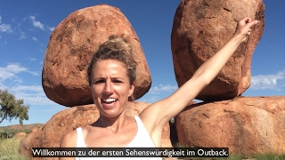 Unsere Reise durch Australien - Our Trip through Australia! (Video 5)