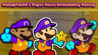 Paper Mario Invincibility Mashup