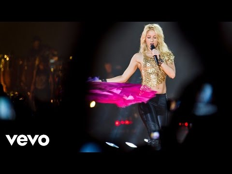 Shakira - Why Wait (Live The Sun Comes Out Tour Version)