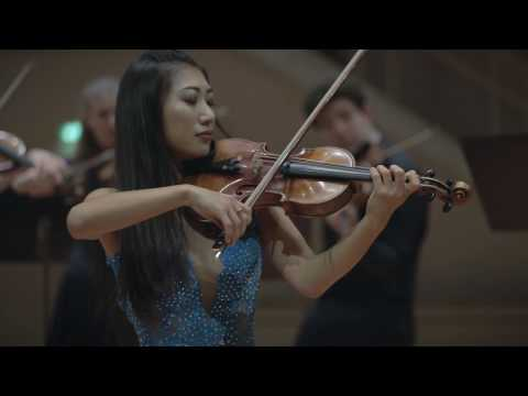 Antonio Vivaldi, Four Seasons, Winter. Irina Pak violin, Berliner Camerata, Berliner Philharmonie