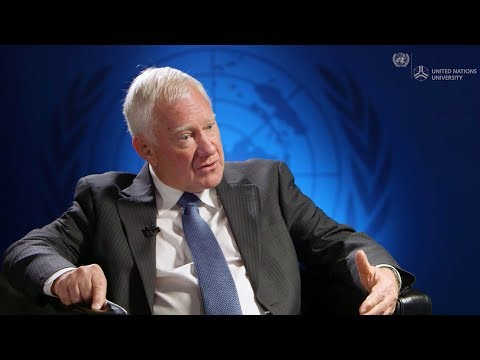 Geopolitics and the UN Security Council, a Conversation with Ambassador Colin Keating