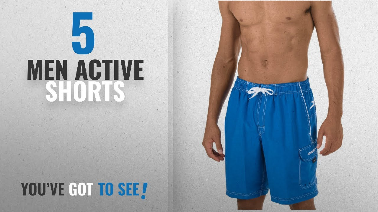 822f1721a7 Speedo Active Shorts [ Winter 2018 ] | New & Popular - YouTube