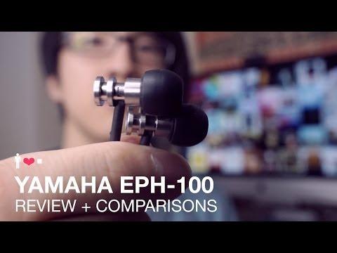Yamaha EPH-100 In-Ear Earphone Review
