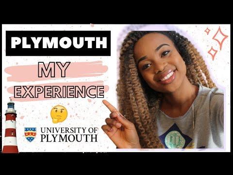 PLYMOUTH UNIVERSITY - EVERYTHING YOU NEED TO KNOW BEFORE GOING | Positives & Negatives