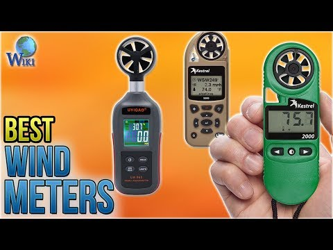 10 Best Wind Meters 2018 - YouTube