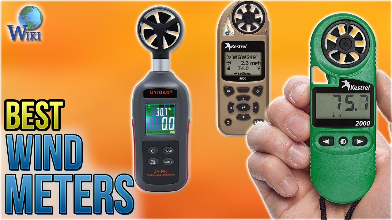 10 Best Wind Meters 2018