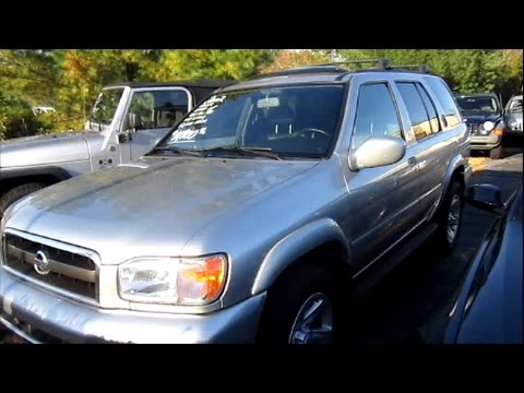 2002 nissan pathfinder start up engine review youtube 2002 nissan pathfinder start up engine review