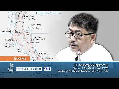 Peace Talks in Southern Thailand: Pathways Obstacles and Prospects Part3/3