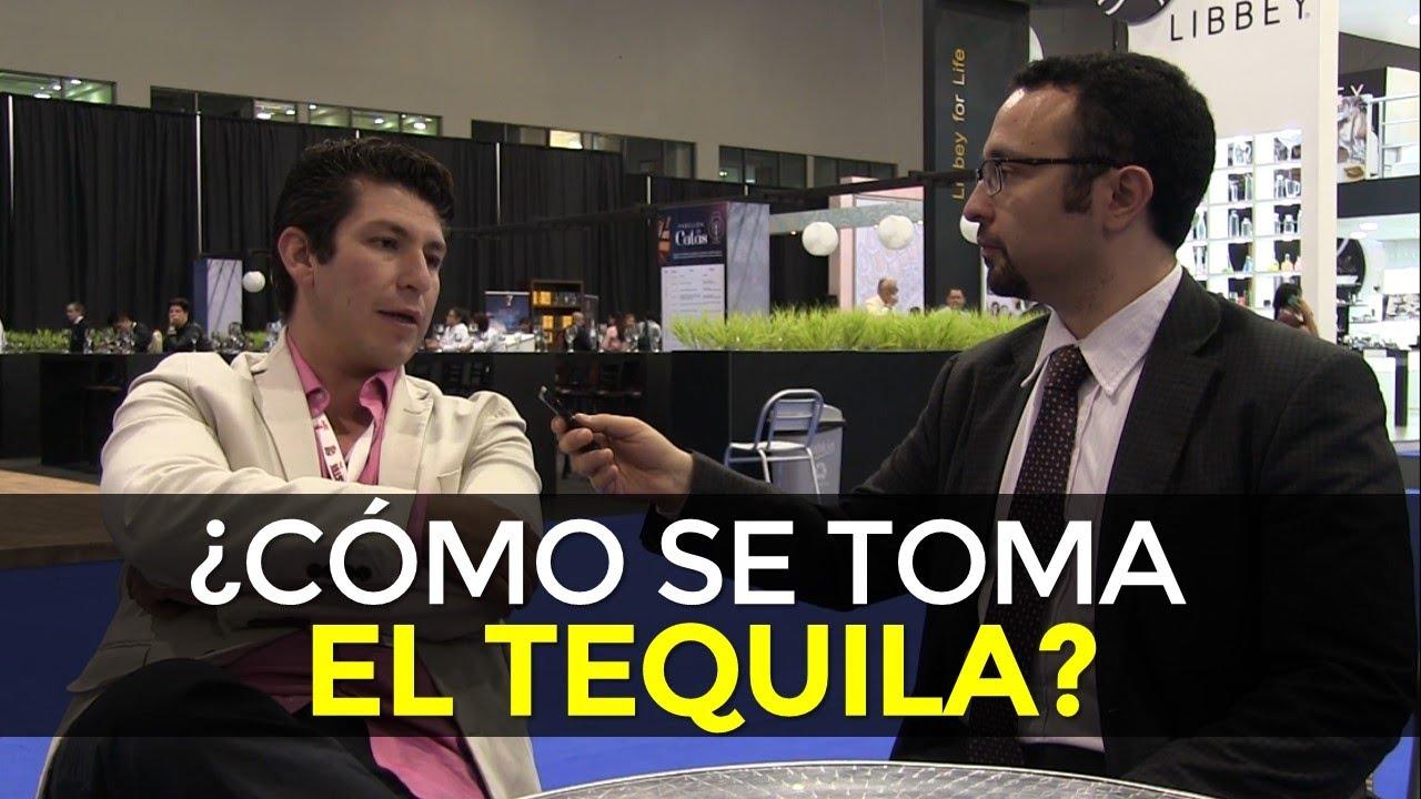 Como Se Toma El Tequila | Cursos EMCEBAR - YouTube