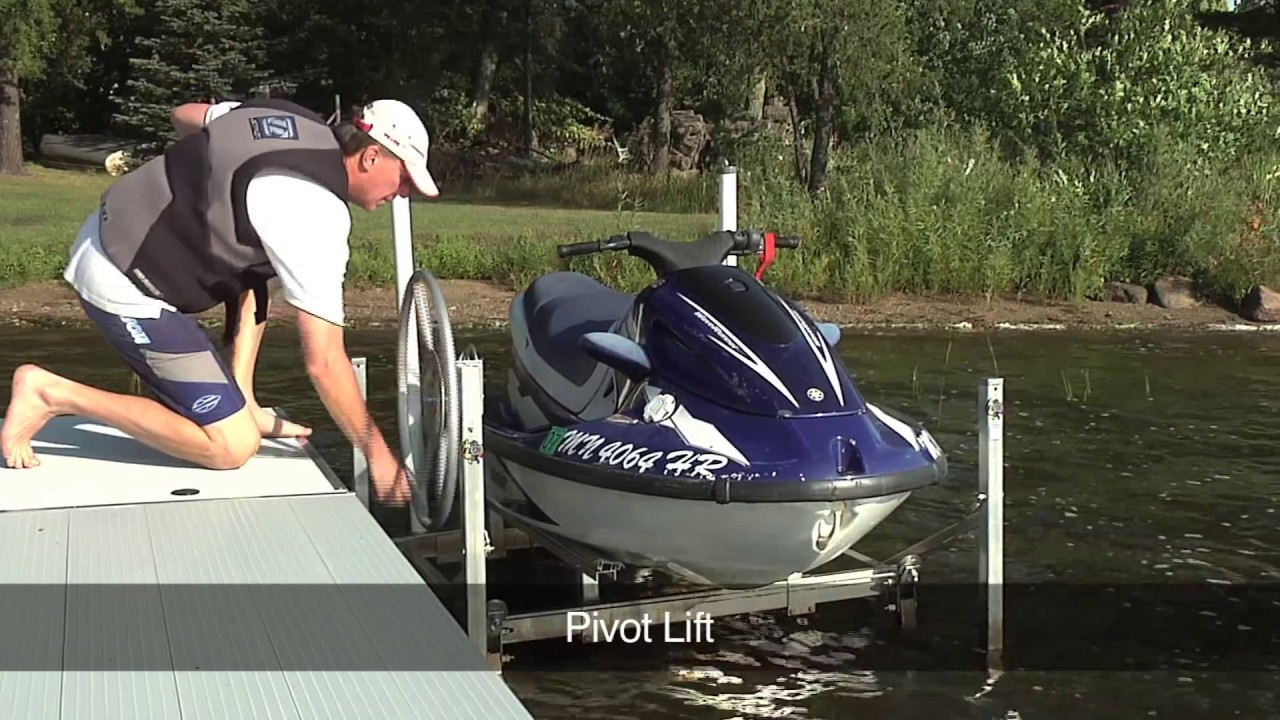 Floe Boat Lifts | Vertical Boat Lifts | Pivot Boat Lifts | PWC Lifts