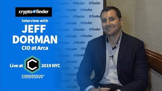 Picking when to buy Bitcoin in 2019 – Investor Jeff Dorman (CIO of Arca) explains