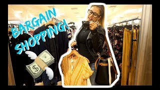 COME BARGAIN SHOPPING WITH ME! MAKEUP ,  CLOTHES , TJ MAXX
