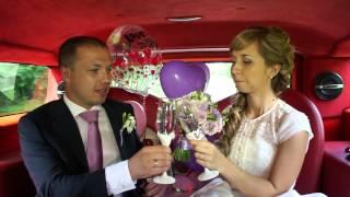 Прелестная свадьба в Коломенском. Видеосъёмка в Москве  8 915 32 99 6 88 владимир