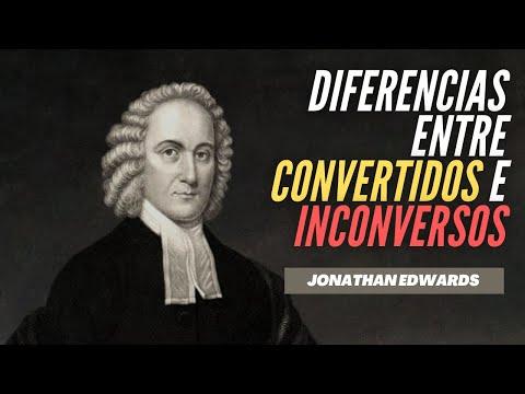 Download Diferencias Entre Convertidos e Inconversos - Jonathan Edwards