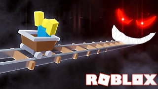 CART RIDE INTO YOUR NIGHTMARES IN ROBLOX!?
