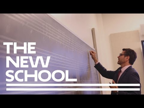 Arts Management and Entrepreneurship at The New School's College of Performing Arts