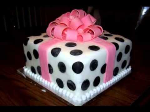 Good Birthday cake ideas for women YouTube