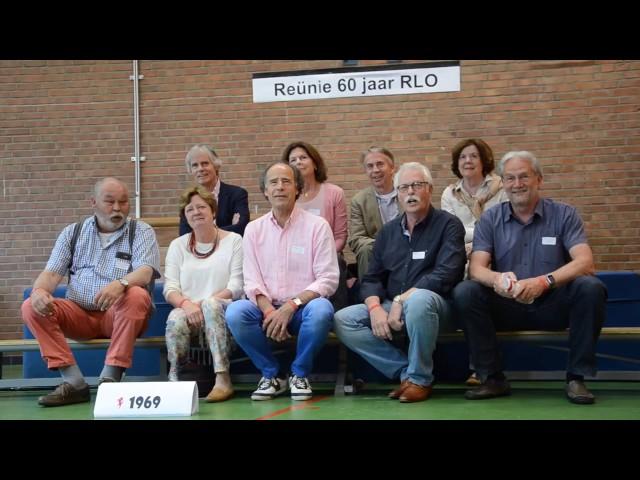 Reünie 60 Jaar Het Rijnlands Lyceum Oegstgeest