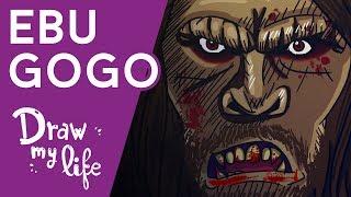 Los CANÍBALES de la JUNGLA - EL EBU GOGO - Draw My Life en Español