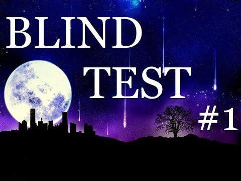 BLIND TEST / quiz musical #1 (films, séries, jeux...) avec réponses