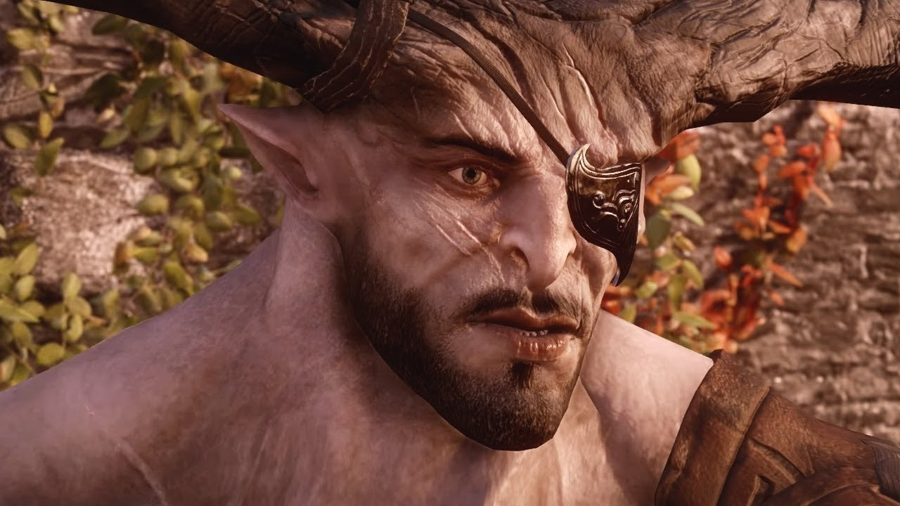 Download Demands of the Qun (all options) | Dragon Age: Inquisition