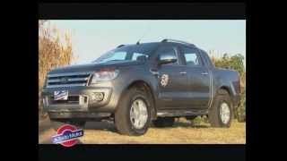 Test Ford Ranger Limited - A Todo Motor
