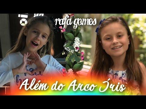 ALÉM DO ARCO-ÍRIS  Luiza Possi - Over the Rainbow - RAFA GOMES ft FILIPA FERREIRA