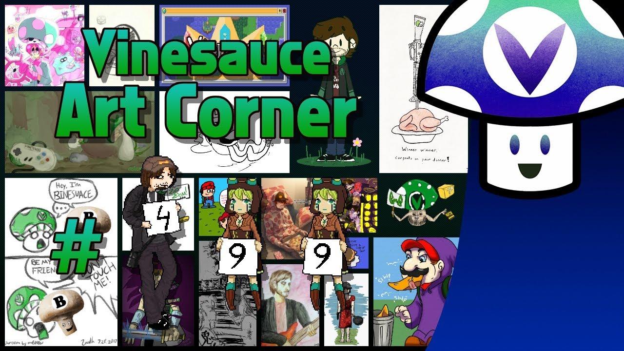 Download [Vinebooru] Vinny - Vinesauce Art Corner (part 499)