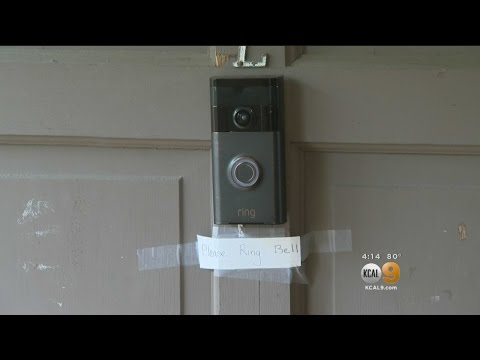 Santa Monica Mother Faces Eviction Over Doorbell Security System