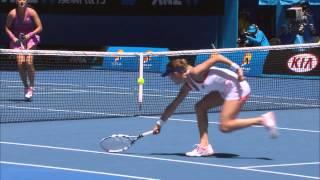 Australian Open: Day 10: the best bits - 2014 Australian Open