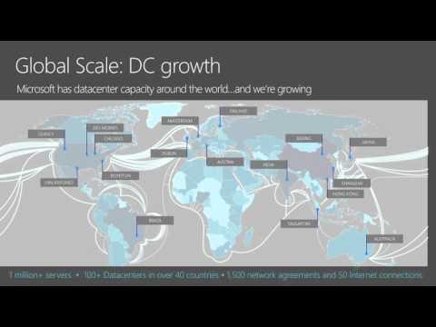 Microsoft Ignite 2015 Behind the Curtain Running Exchange Online