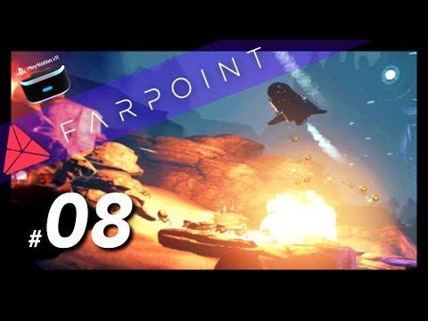 💣 Krieg der Welten 🎇 | FARPOINT | #08 | Aim Controller | PS4 Pro | VR | Facecam | German