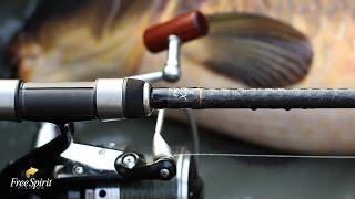CARP FISHING - FREE SPIRIT CTX UNDER THE SPOTLIGHT