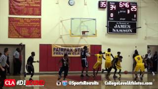 HS Basketball: Fairfax vs Sierra Canyon Full Game Mixtape #D1Bound - CollegeLevelAthletes.com